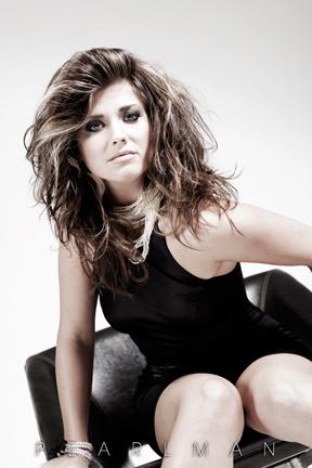 Jill Oscar Makeup Palm Beach Fashion